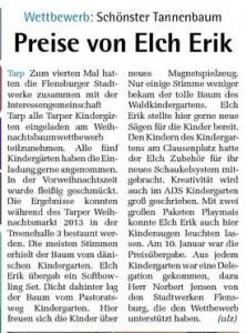 WS Preise von Elch Erik